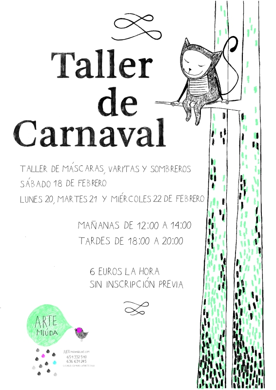 Cartel diseñado por Clara Pisón López