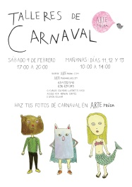 CARNAVAL 2013 ARTE MIÚDA