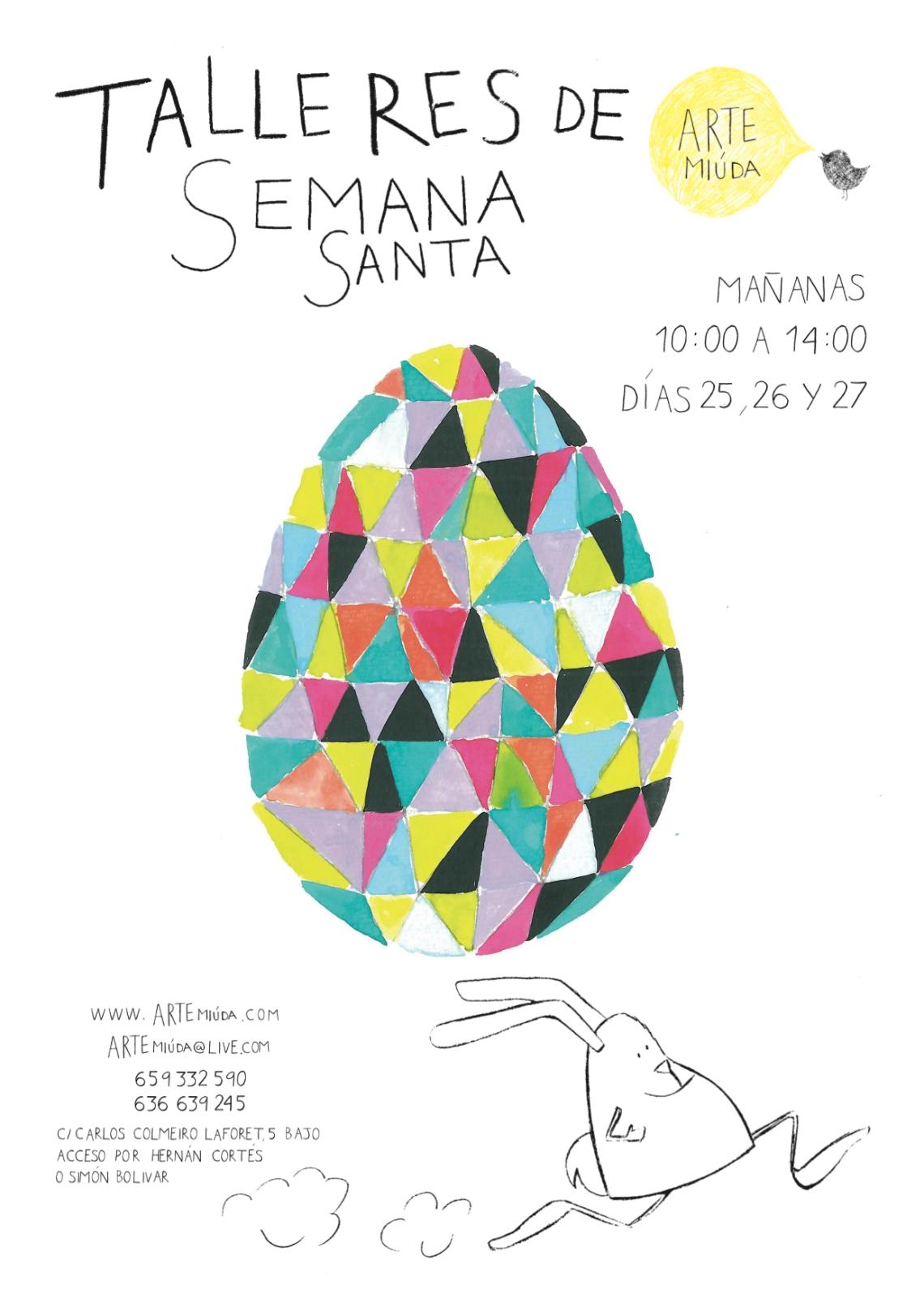 SEMANA SANTA 2013 ARTE MIÚDA