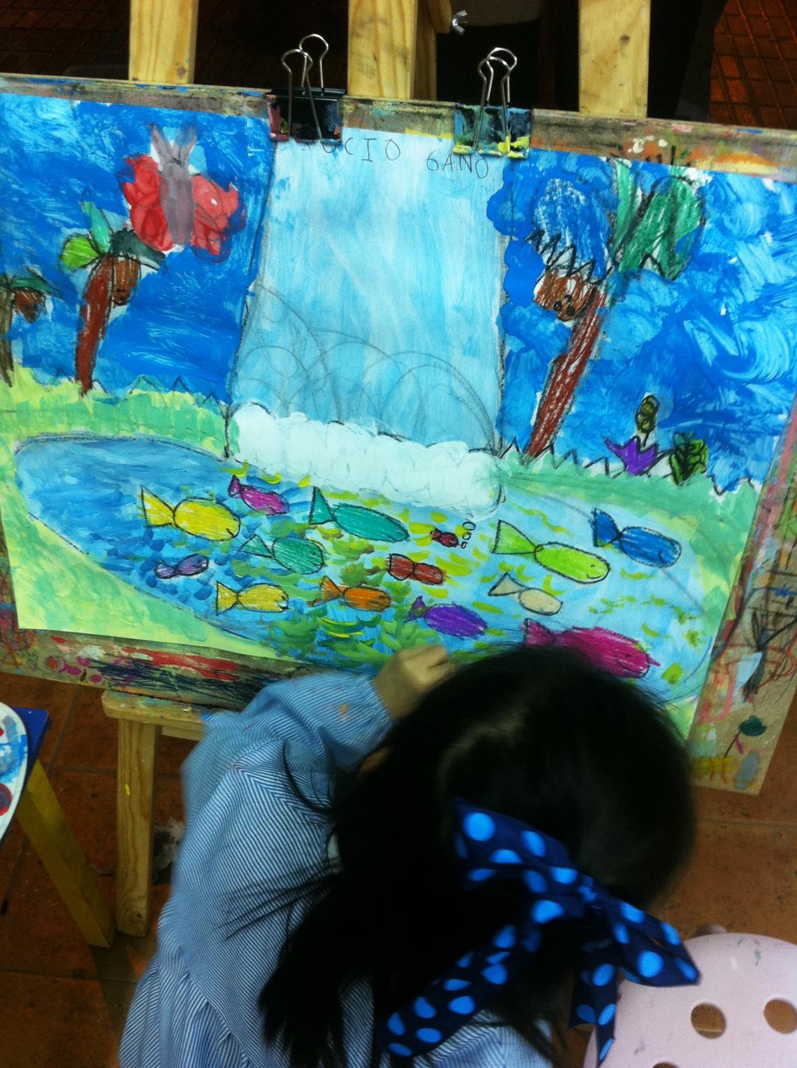 ©Arte Miúda Academy, Rocio, 6 años