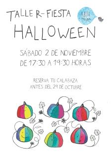 ©Arte Miúda Halloween 2013. Ilustración Clara Pisón lópez