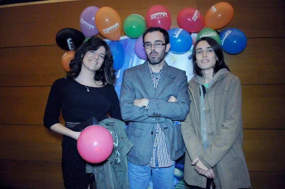 13.Eila Pérez, Fran Estévez y Fass Castro