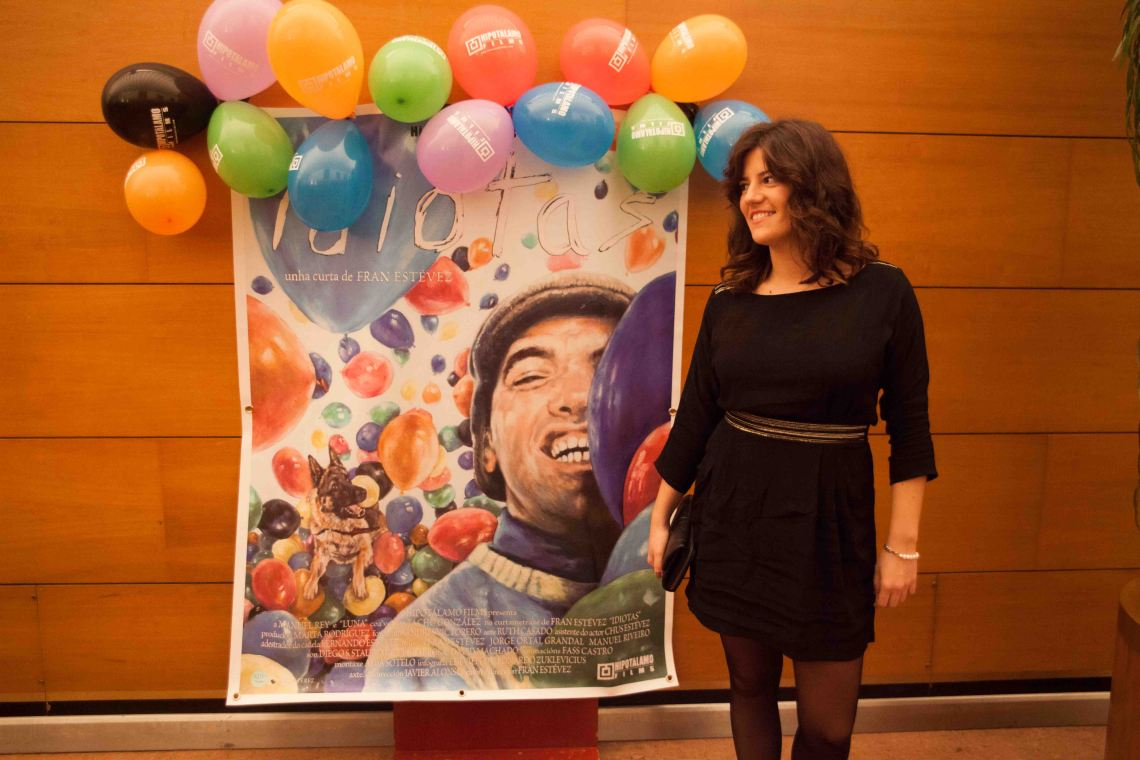 14.Eila Pérez Vázquez.Estreno corto Idiotas