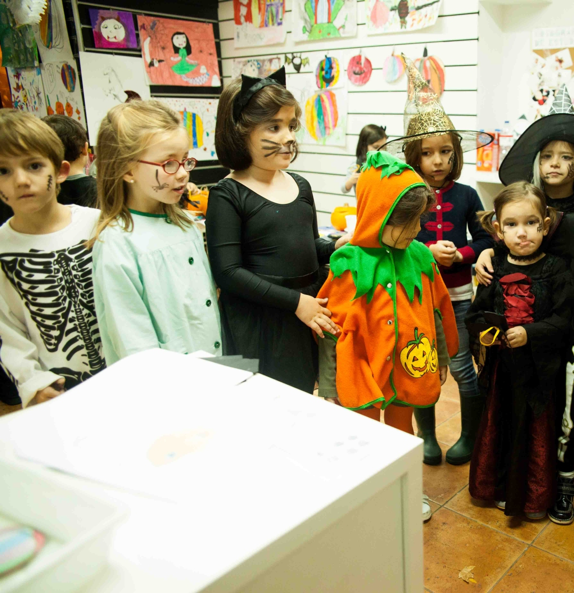 Halloween en Arte Miúda 2013