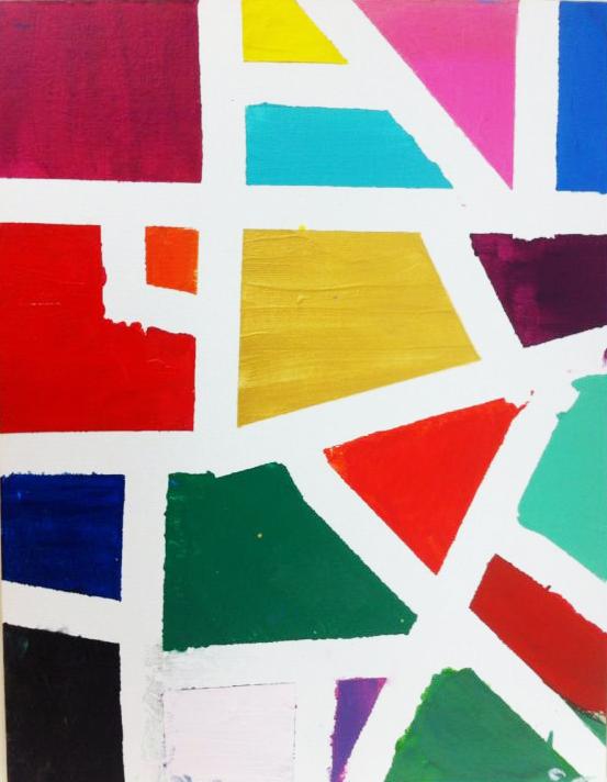 Un Mondrian para Papa. ©Arte Miuda 2014-27