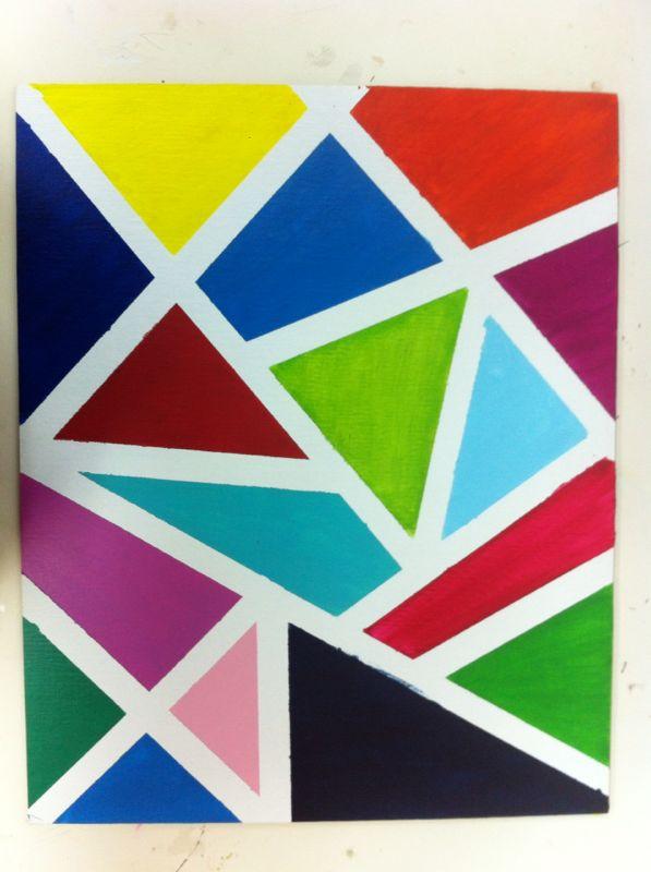 Un Mondrian para Papa. ©Arte Miuda 2014-28