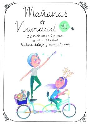 Cartel Ilustrado por Eila Pérez Vázquez, Colectivo Arte Miúda