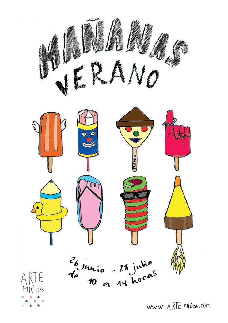 Diseño Cartel Eila Pérez Vázquez